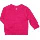 Stitch raspberry sweater