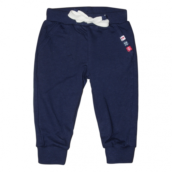 Navy jogging pants
