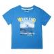 Tee-shirt bleu