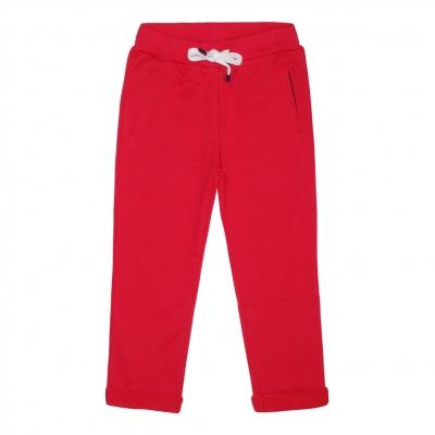 Pantalon molleton rouge