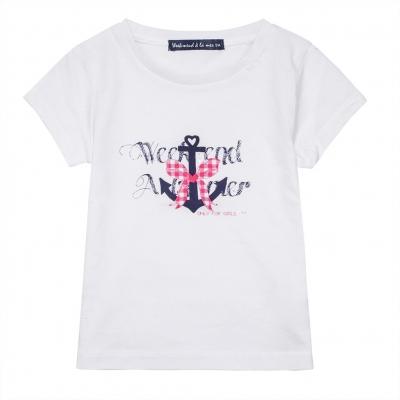 Tee-shirt blanc