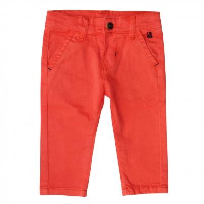 Cloth orange pants