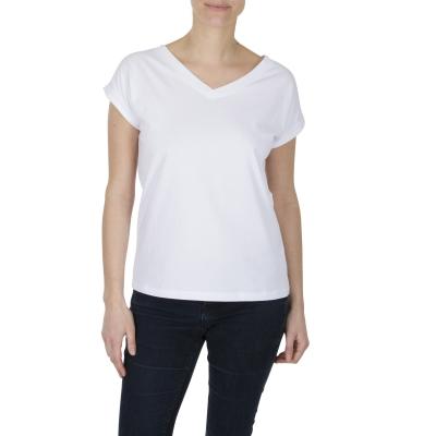 Tee-shirt femme blanc