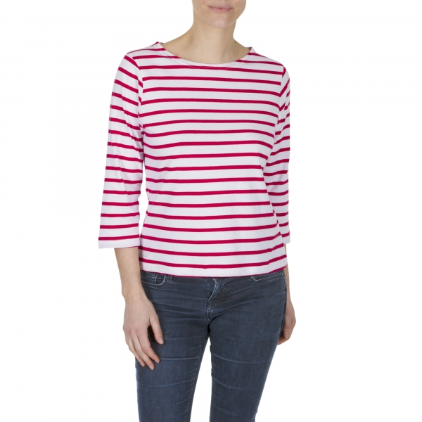 White red sailor shirt