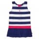 Large stripes dress