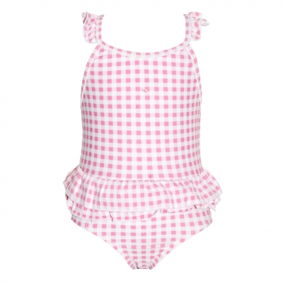 Girl 1 piece swimsuit