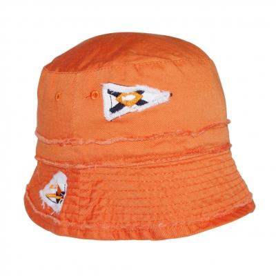 Bob orange doublé