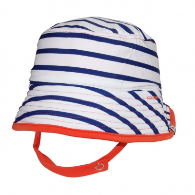 Reversible beach Hat