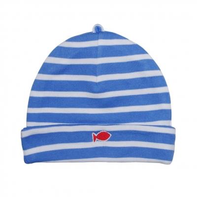 Bonnet Bleu Blanc