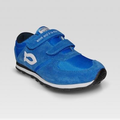 Blue sneakers 30-35
