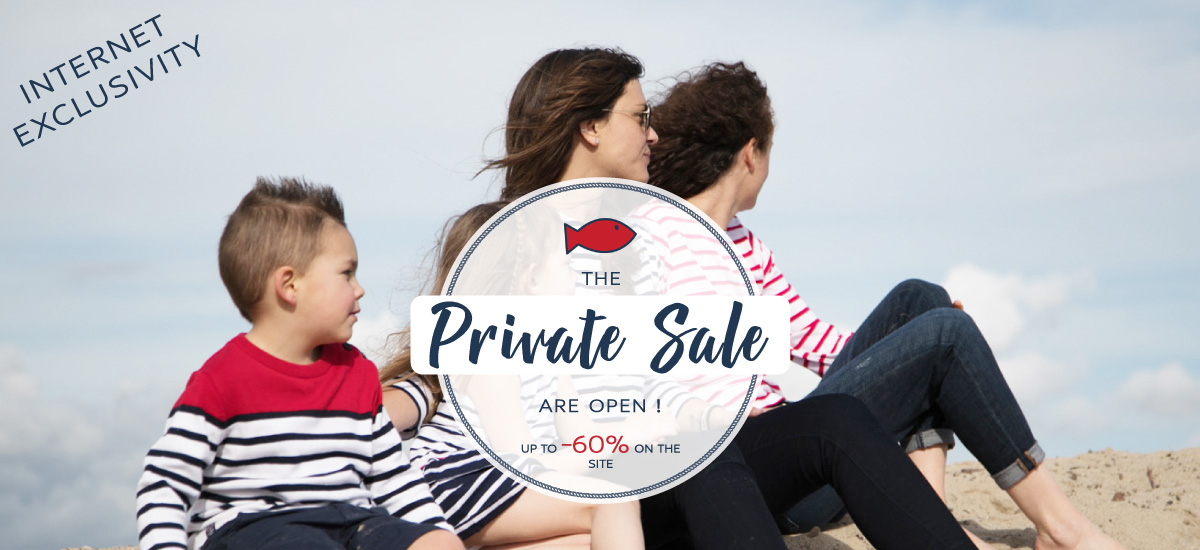 The Private Sale Yes Week End are open !