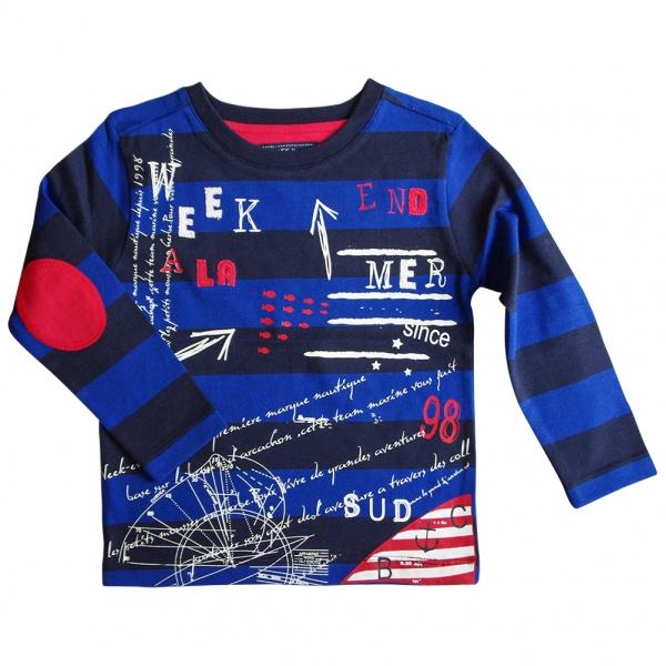 Striped tee-shirt