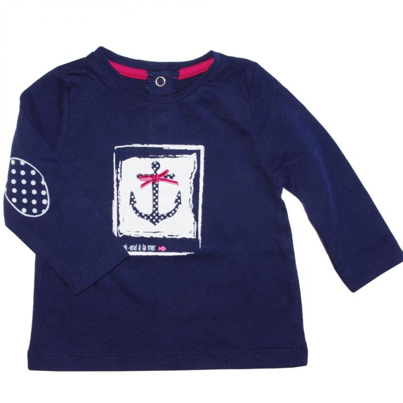 Navy t-shirt - Week end à la mer cc3f05046f4b