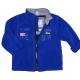 Gilet polaire bleu