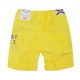 Yellow bermudas