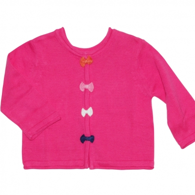 Fushia jacket 2 in 1