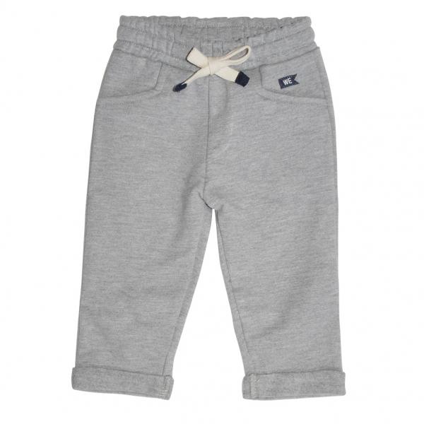 Grey jogging pants
