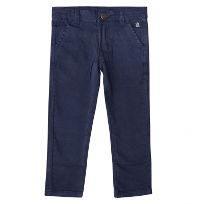 Cloth navy pants