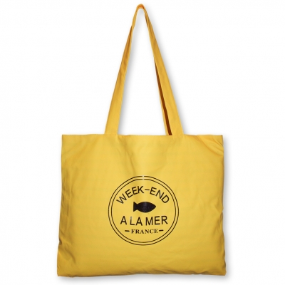 Waterproof yellow bag
