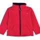 Gilet polaire rouge