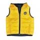 Reversible down jacket