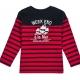 Tee-shirt rouge marine
