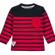 Red navy t-shirt