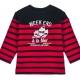Red navy t-shirt