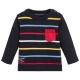 Multico stitch sweater