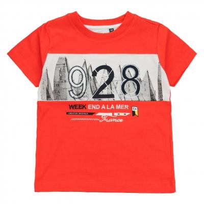Plain orange t-shirt