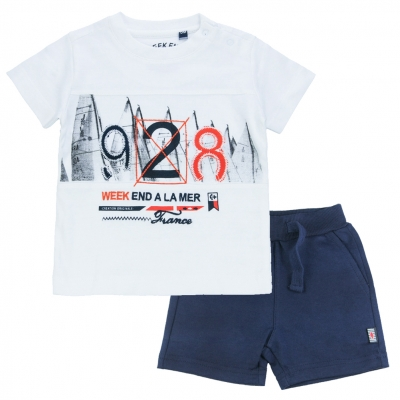 Short and Shirt Set