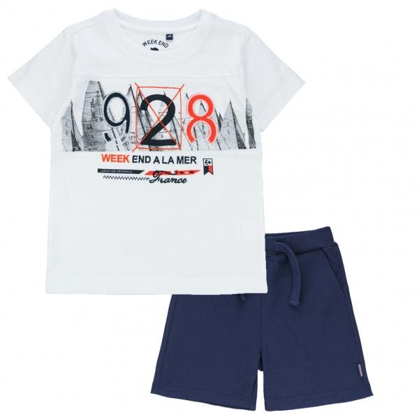 Ensemble Short et Tee-shirt