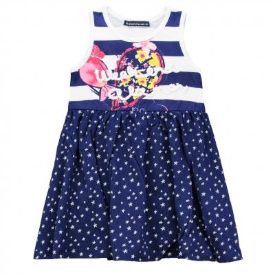 Stars-printed dress