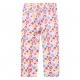 Flower prints pants