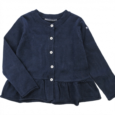 Plain navy jacket
