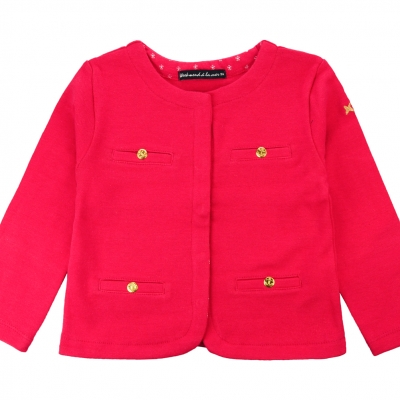 Raspberry jacket