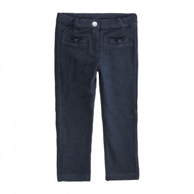 Pantalon marine slim