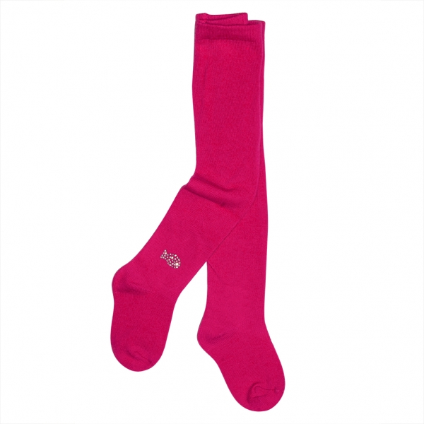 Raspberry tights