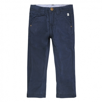 Pantalon marine doublé