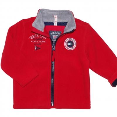 Red Polar Sweater