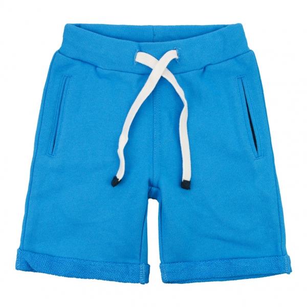 Blue bermudas