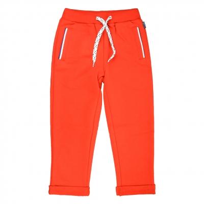 Pantalon jogging orange