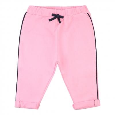 Pink jogging pants