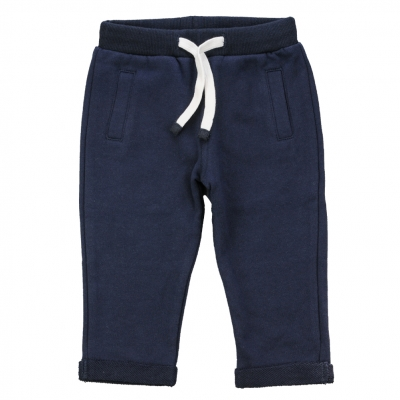 Felt navy joggings