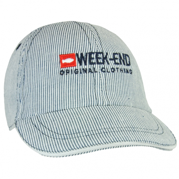 Thin stripes cap