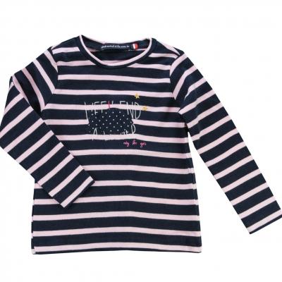 Tee-shirt marine rose