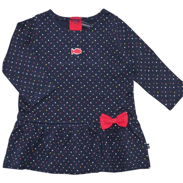 All over Multico dots Dress