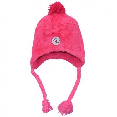 Fake fur hat