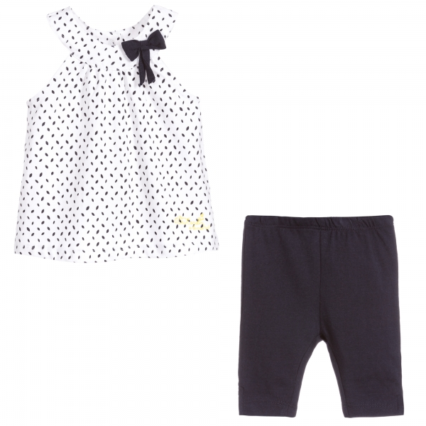 dots outfit