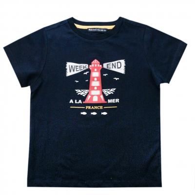 Tee-shirt marine